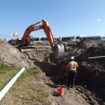 TIA Concrete Pad Intallation Prep